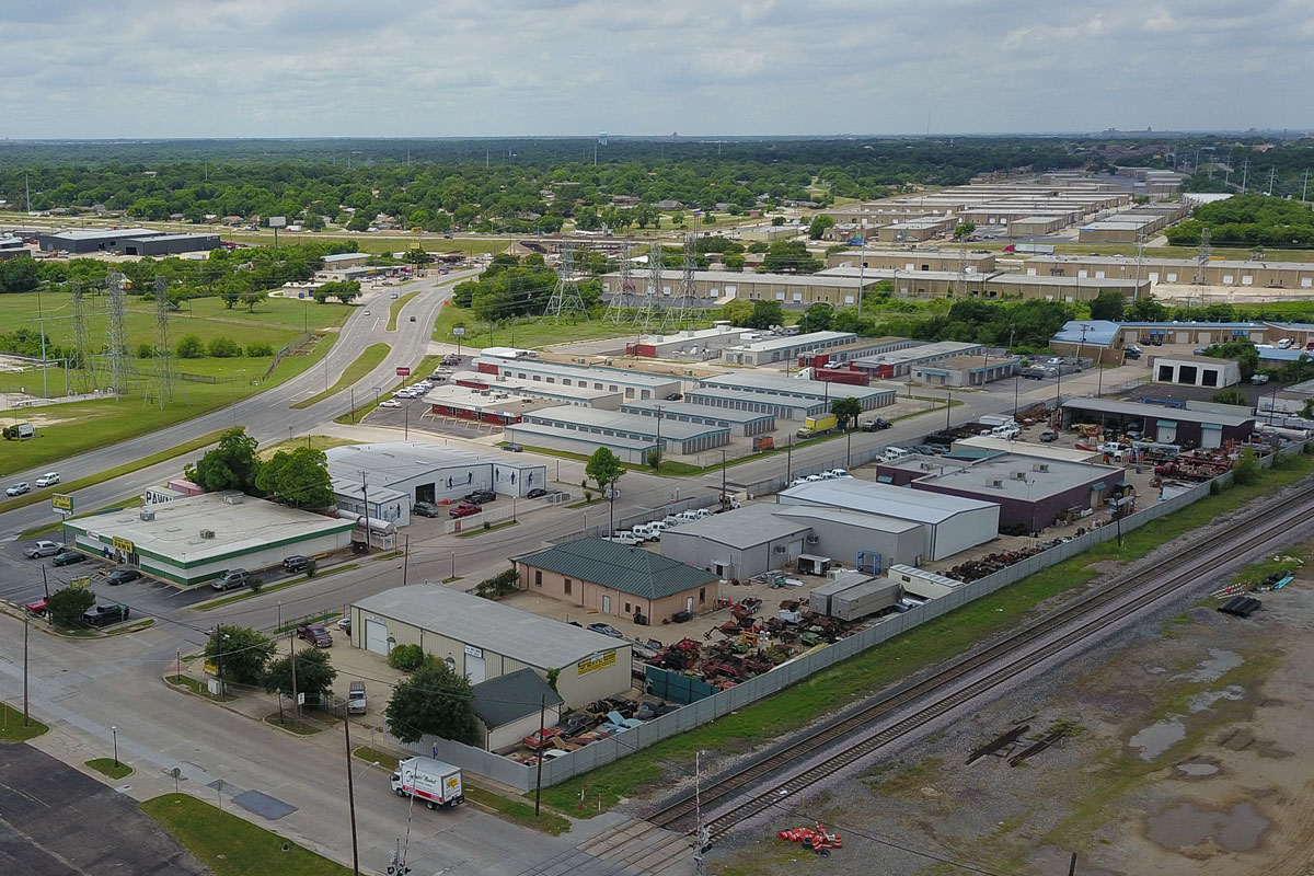 Commercial Roofing Auction in Fort Worth Texas